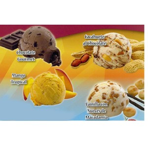 Distribuidores mayoristas de helados Córdoba - Comercial Jijona